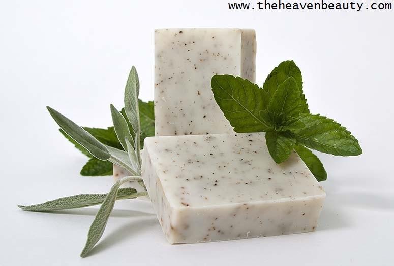 Skin care tips - avoid chemical soaps.