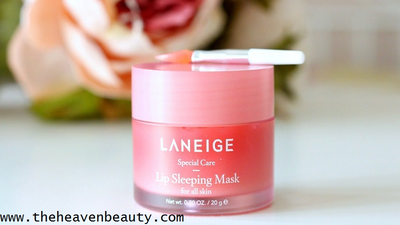 Lip balms - LANEIGE Lip Sleeping Mask ,Berry, Lip Treatment