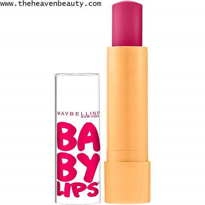 Lip balms - Maybelline Baby Lips Moisturizing Lip Balm, Cherry Me