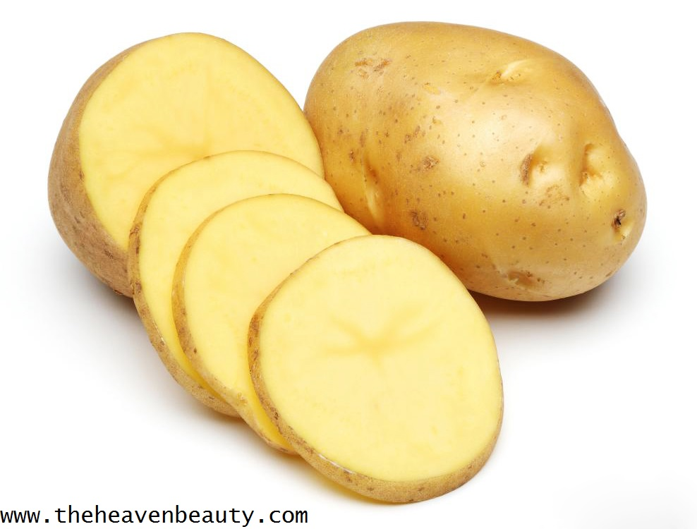 Skin pigmentation - Potato