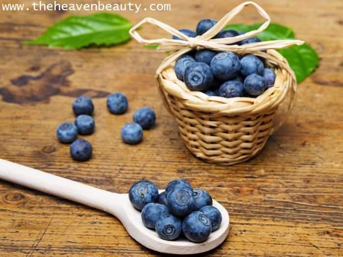 Blueberry - Anti-ageing diet