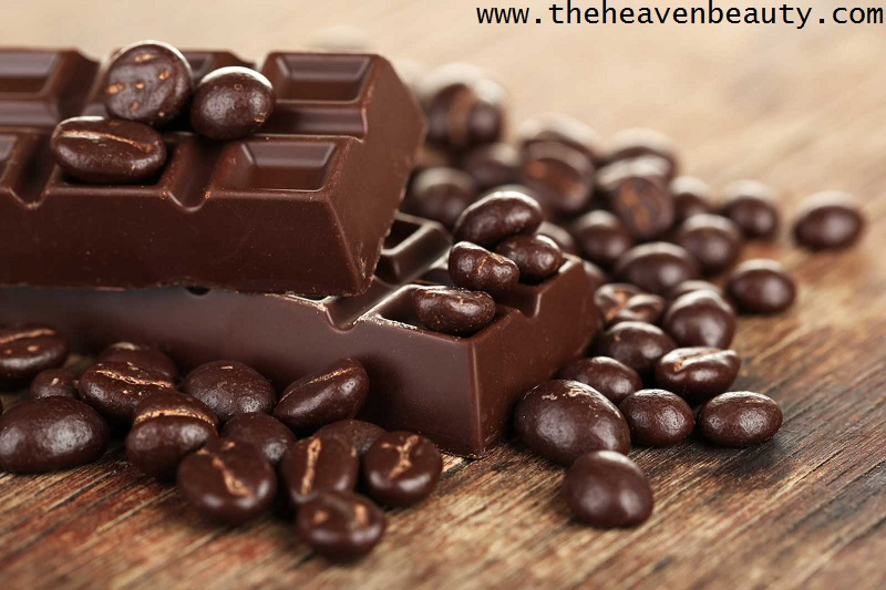 Anti-ageing diet - dark chocolate