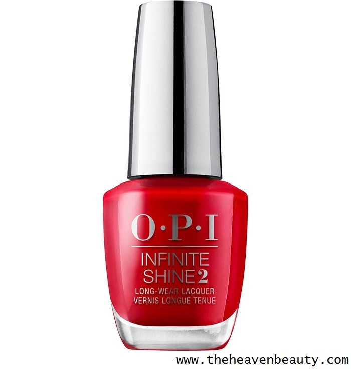 O.P.I big apple red is fabulous among all reds