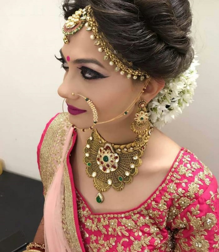 Bridal makeup tips for gorgeous look