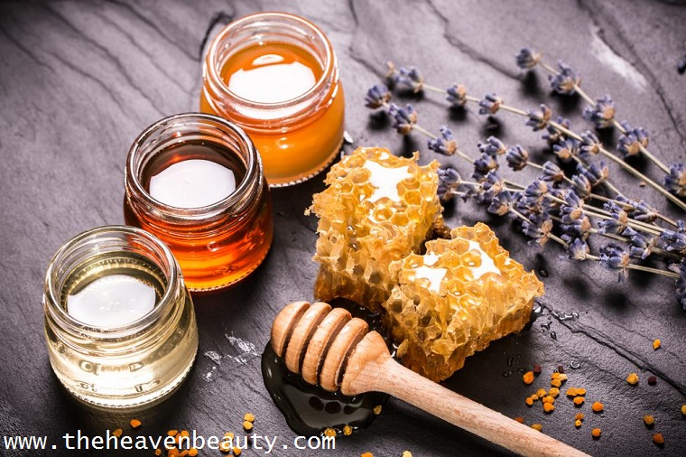 Natural beauty tips - honey