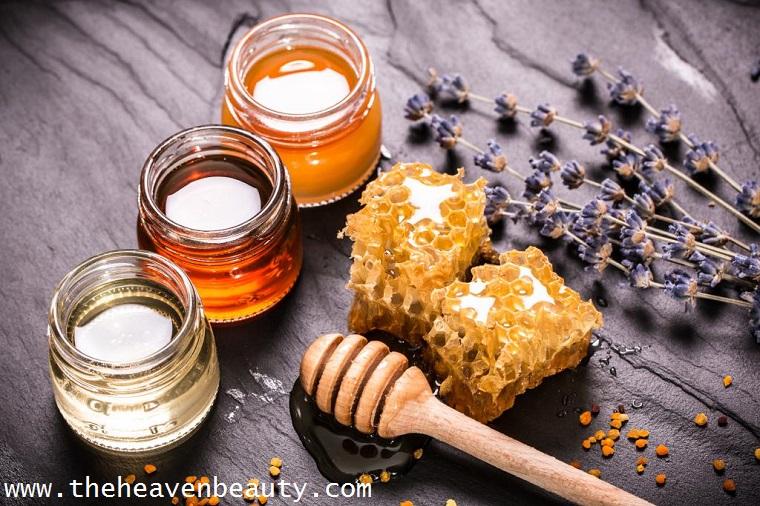 Natural beauty tips - honey