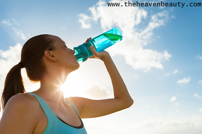 Hot climate - Hydrate your body