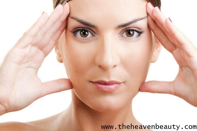 Skin tightening face masks