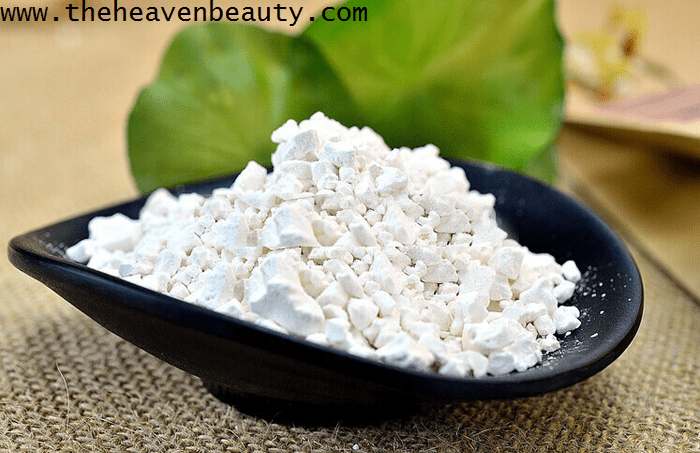 oily hair and scalp - arrowroot powder