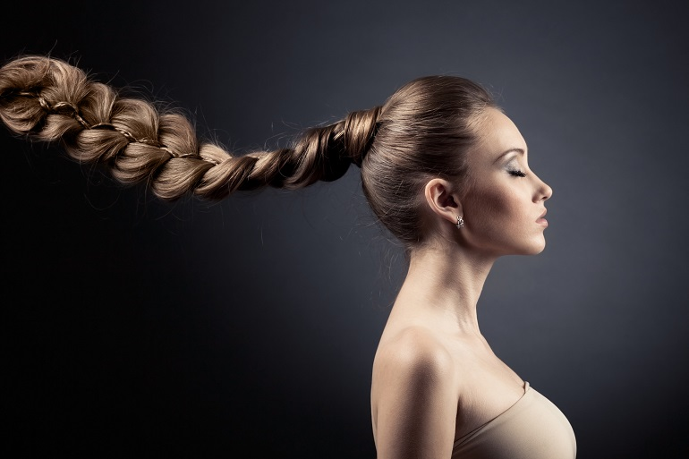Natural hair oil for faster hair growth