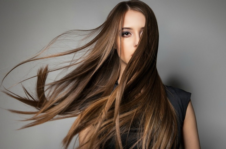 Oily hair and scalp treat with natural ways