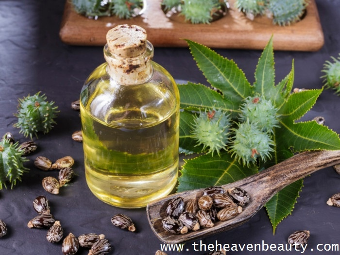 Massage oils for babies - castor oil