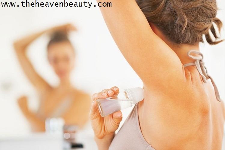Remove body odour