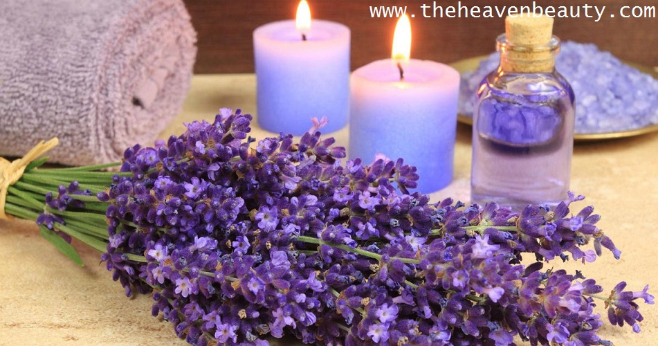 smelly feet - lavender essential oil and peppermint essential oil