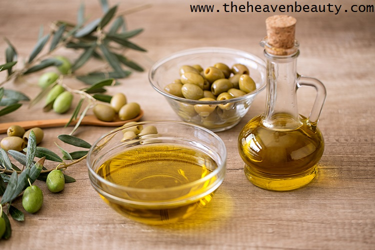 Massage oils for babies - Olive oil