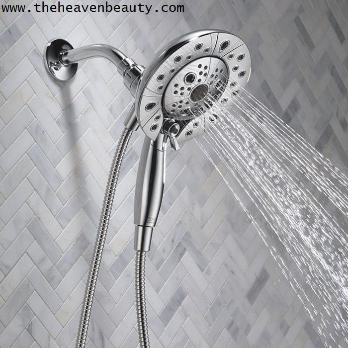 basic skin care - take a quick shower