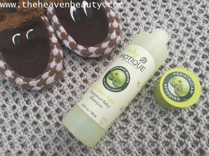 biotique baby shampoo for adults hair