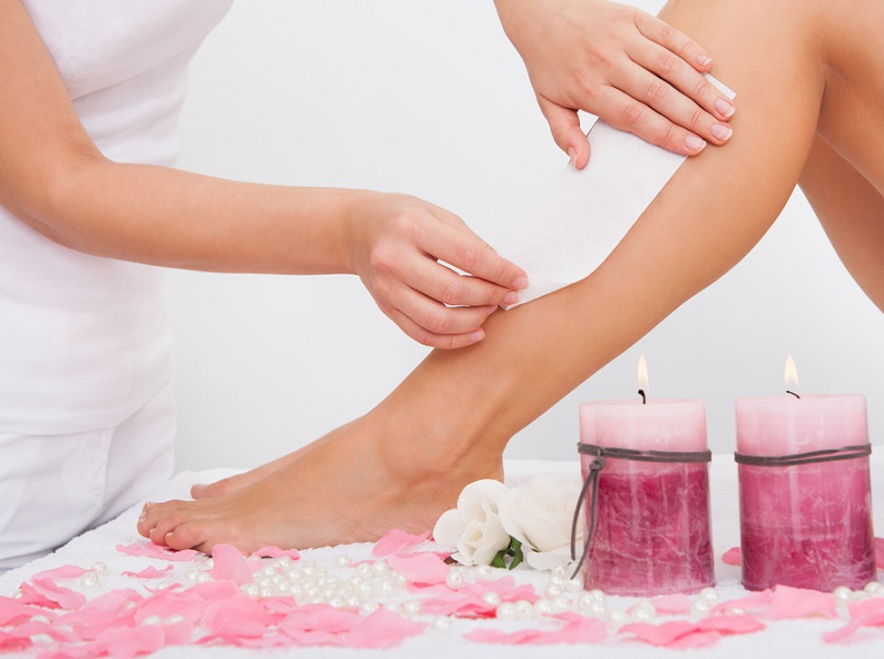 Types of waxing for hair removal