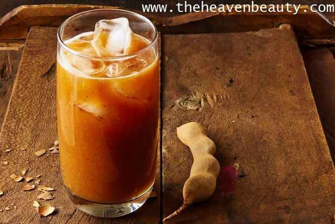 Tamarind juice to cure sunstroke