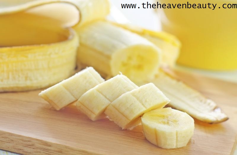 banana for waxing bumps