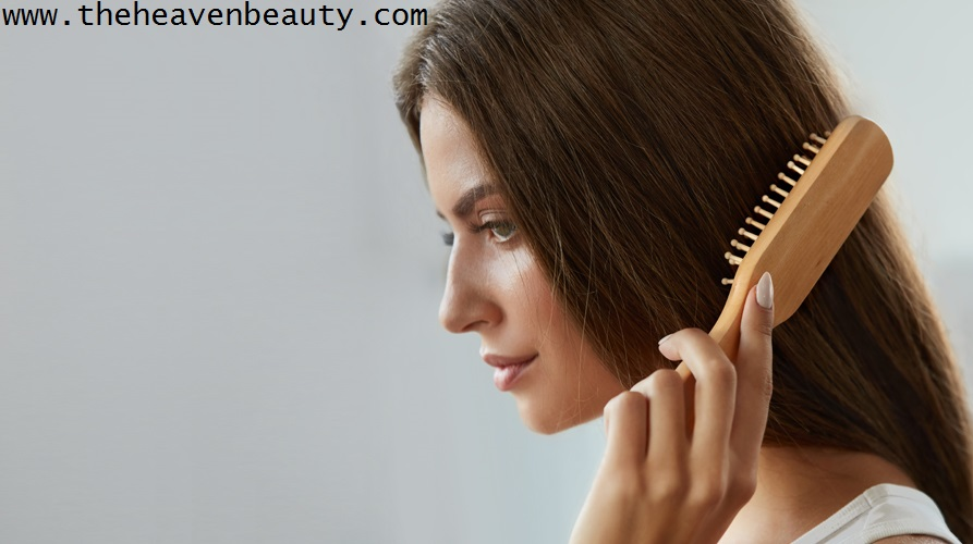 Choose proper hair brush - hair care tips