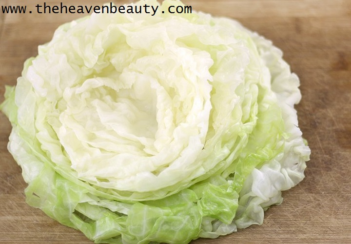 cabbage leaves for swollen feet