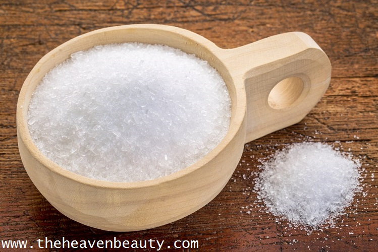 Epsom salt for swollen feet