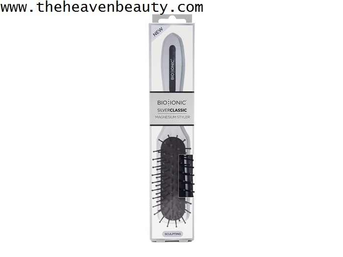 Bio iconic silver classic sculpting hair brush