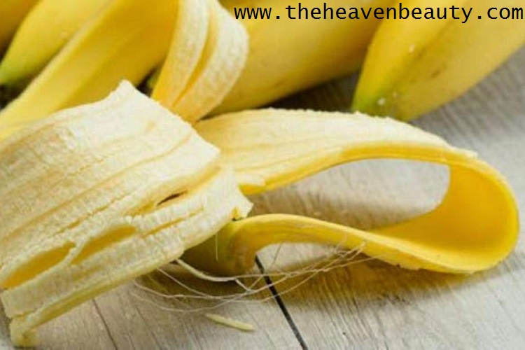 Banana peel - How to remove pimples in Hindi