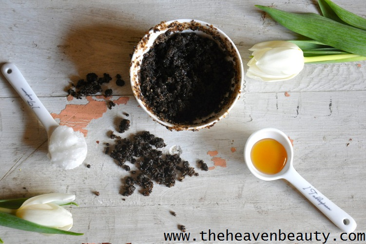 Coffee scrub - Beauty tips in Hindi