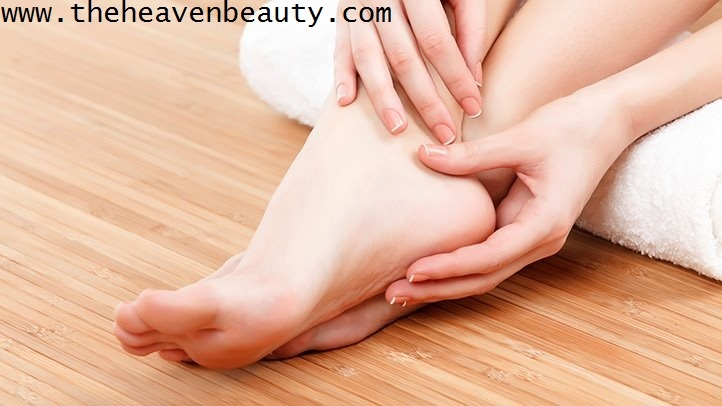 monsoon foot care - cleansing