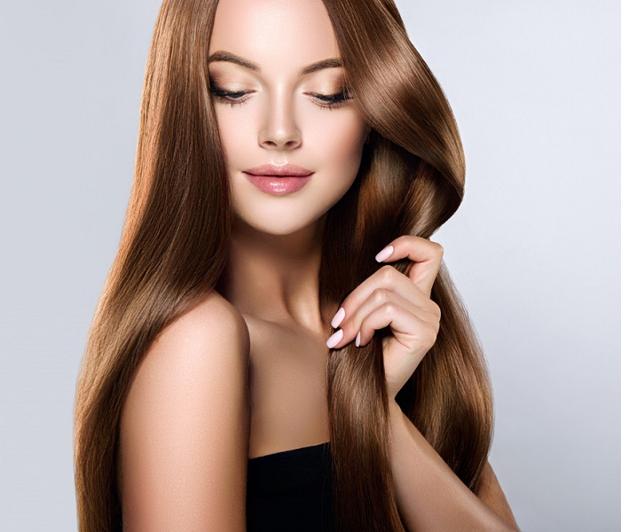 Dry conditioner for softer hair look