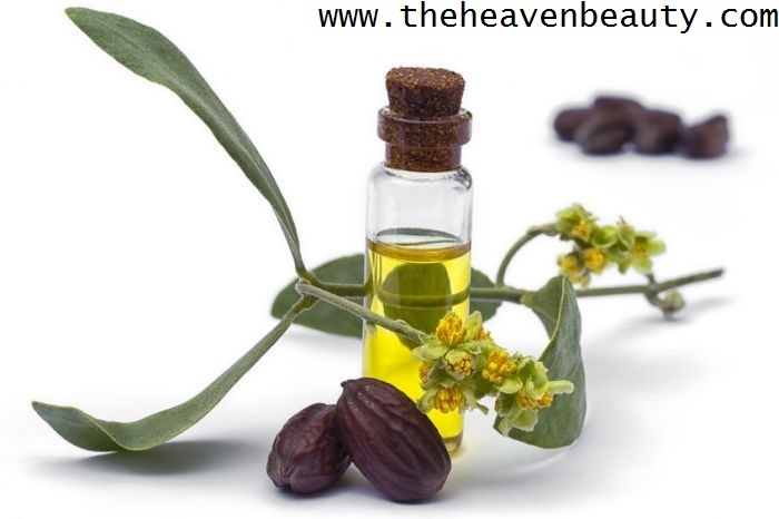 Jojoba oil - Homemade hair serum