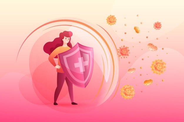 Protect yourself from coronavirus by boosting immunity