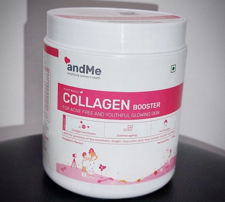 andMe Anti-ageing collagen booster