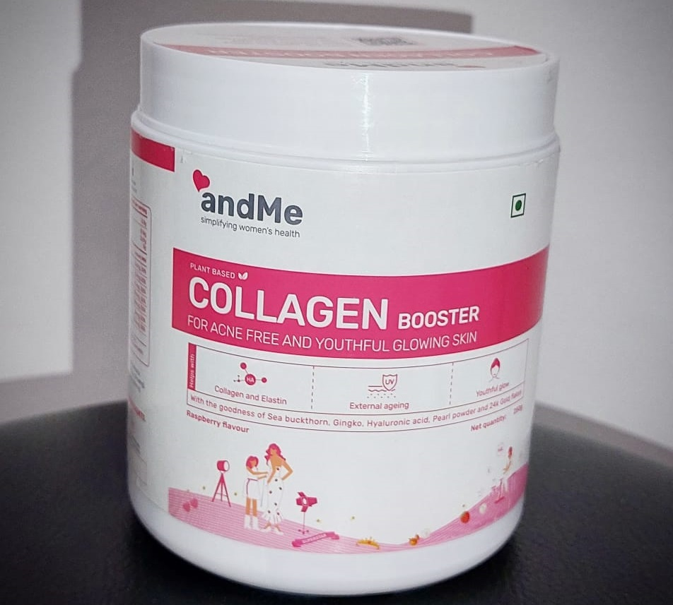 andMe Anti-Ageing Collagen Booster Review